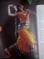 Отдается в дар Журнал индийский с фестиваля