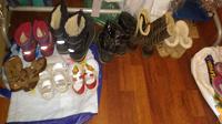 Отдается в дар Большой дар для детей.Часть 2: Обувь для детей/детская