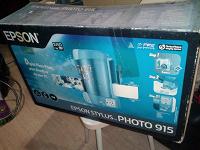 Отдается в дар Фотопринтер струйный цветной Epson 915