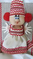 Отдается в дар Народный сувенир Кукла