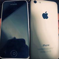 Отдается в дар Iphone 5C белый
