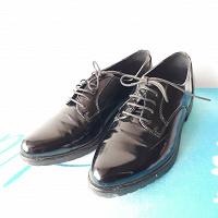 Отдается в дар Туфли-ботиночки 39размер