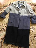 Отдается в дар Пальто шерстяное миди 52 размер