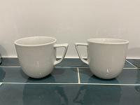 Отдается в дар Кофейные чашки 2 шт