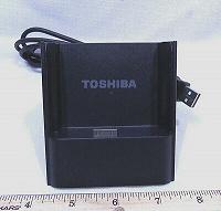 Отдается в дар Toshiba колыбель для pocket