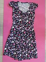 Отдается в дар Платье летнее короткое трикотажное