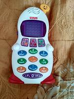 Отдается в дар Телефон игрушка