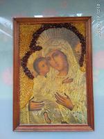 Отдается в дар Икона Божией Матери