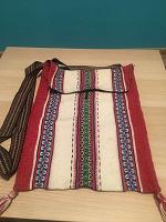 Отдается в дар Сумка в перуанском стиле