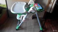 Отдается в дар Детское кресло Chikko Polly