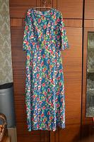Отдается в дар Платье женское длинное 44 — 46 размер