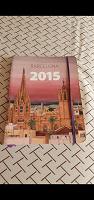 Отдается в дар Ежедневник Барселона 2015