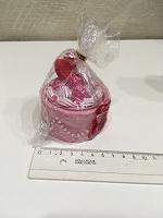 Отдается в дар Шкатулка розовая для девочки
