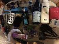 Отдается в дар Для парикмахеров, для окрашивания, оксиды, расчески