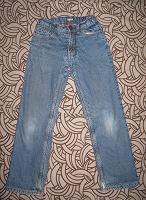 Отдается в дар Утепленные джинсы рост 128 — 135 см