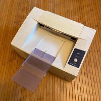 Отдается в дар Принтер лазерный Phaser 3117