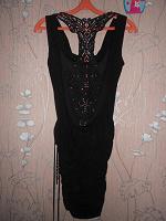 Отдается в дар Вечернее платье-гусеничка 42-44 р-р