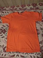 Отдается в дар Женская футболка 48 из хлопка