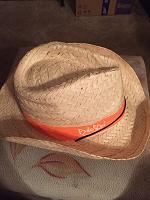 Отдается в дар Шляпа соломенная