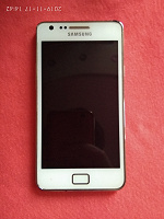 Отдается в дар Samsung Galaxy S II I9100