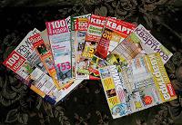 Отдается в дар Журналы для дизайна, интерьера и ремонта