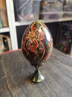 Отдается в дар Яйцо роспись декоративная