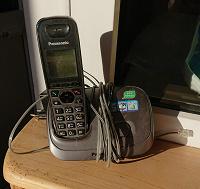 Телефон Panasonic под ремонт