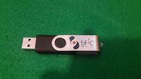 Отдается в дар ЮСБ флешка USB флеш накопитель 120 Мб