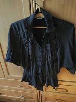 Отдается в дар Блузка женская черная размер 12 (англ)