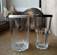 Отдается в дар Бокалы пивные и стаканы