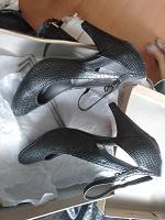 Отдается в дар Новые туфли 36размер