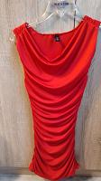 Отдается в дар Женская одежда красное