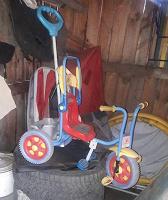 Отдается в дар Велосипед детский.