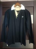 Отдается в дар мужская одежда: рубашка-поло + футболка р.48