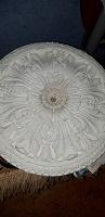 Отдается в дар Барельеф (потолочная розетка)
