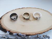 Отдается в дар Кольца керамика