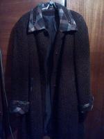 Отдается в дар Зимнее пальто большой размер