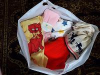 Отдается в дар Пакет детских вещей