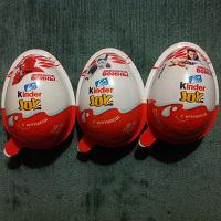 Отдается в дар Шоколадные яйца Киндеры