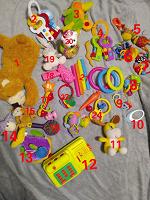 Отдается в дар Пакет игрушек