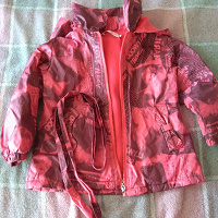 Отдается в дар куртка осінь