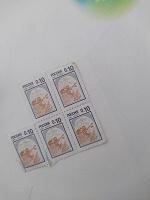 Отдается в дар Открытки видовые (Пермь), старые открытки, марки 1998 года