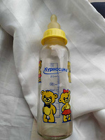 Отдается в дар Бутылочка для кормления малыша