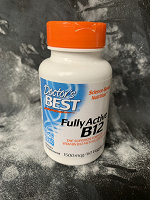 Отдается в дар Витамин B12 60 капсул