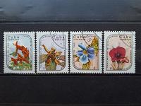 Отдается в дар Орхидеи. марки Кубы.