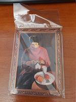 Отдается в дар Магнит с портретом