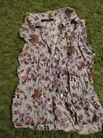 Отдается в дар рубашка без рукавов La Reine Blanche,XS