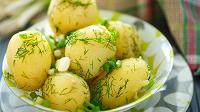 Отдается в дар Молодая картошка:))