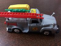 Отдается в дар Пожарная машинка.