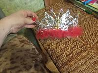 Отдается в дар Корона маленькой принцессе